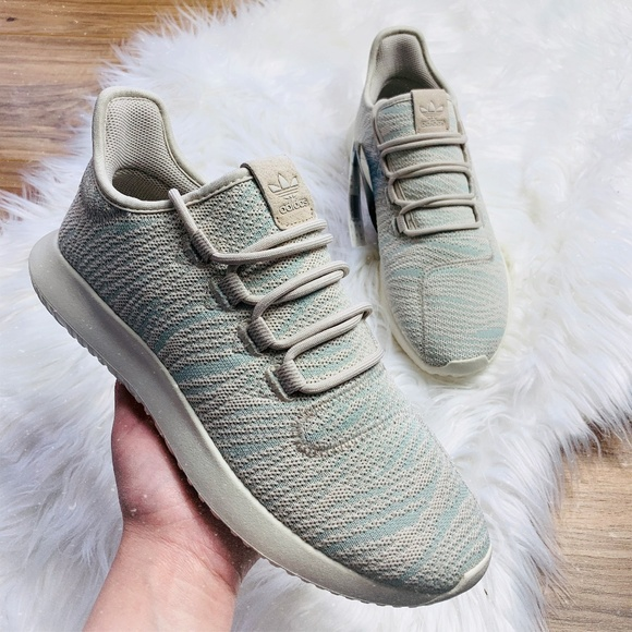 wholesale dealer cf6a3 f8d36 New Adidas Tubular Shadow Running Womens Sneakers NWT